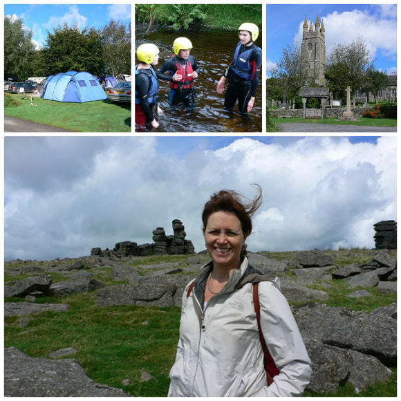 A wild weekend on Dartmoor with the teenagers Photos: Heatheronhertravels.com