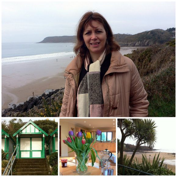 Winter weekend on the Gower peninsula, West Wales Photos: Heatheronhertravels.com