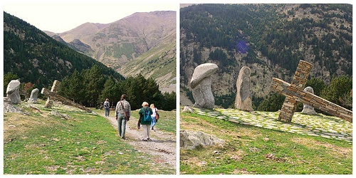 Walking in the Vall de Núria, Pyrenees, Spain Photo: Heatheronhertravels.com