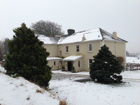 The Prince Hall Hotel, Dartmoor, Devon Photo: Heatheronhertravels.com