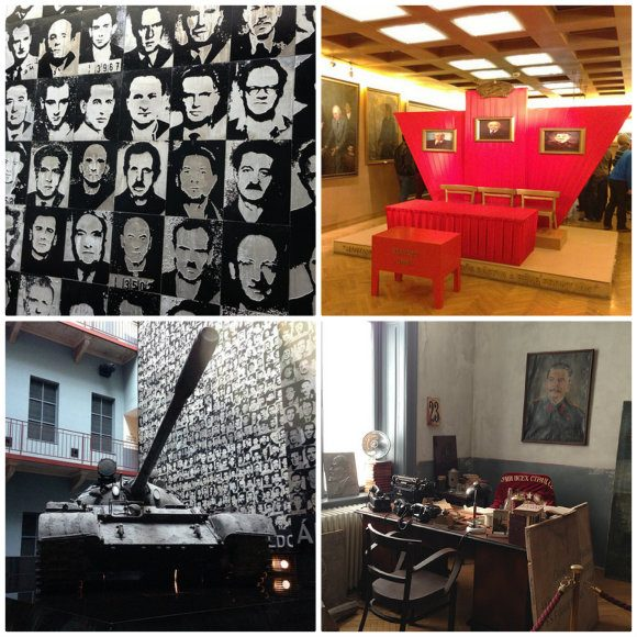 House of Terror in Budapest Photo: Heatheronhertravels.com