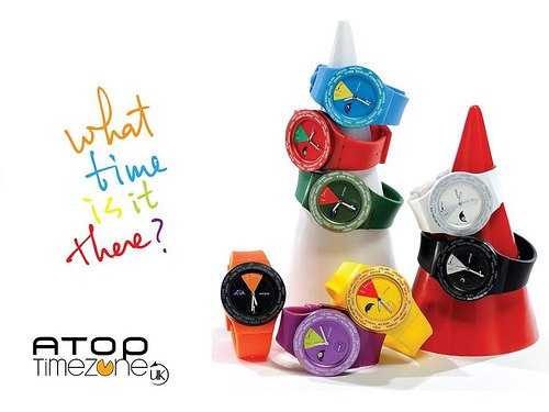 Atop Timezone Watches Photo: http://www.atoptimezone.co.uk/ Published at Heatheronhertravels.com
