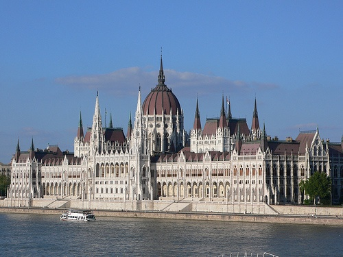 Hungarian Parliament Building, Budapest Photo: Heatheronhertravels.com