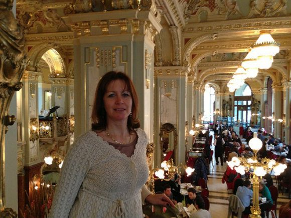 New York Cafe, Budapest Photo: Heatheronhertravels.com