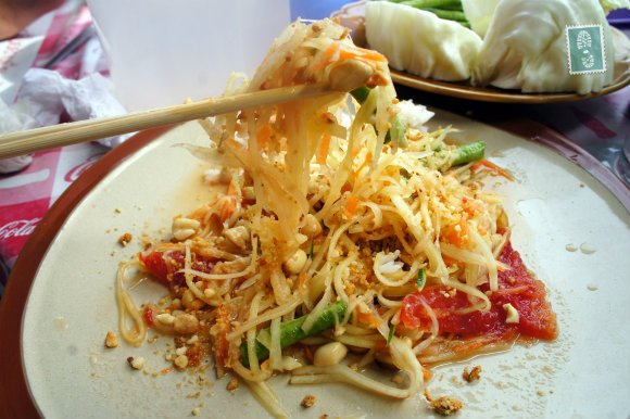 Traditional Thai Pad Thai Photo:  Agness Walewinder