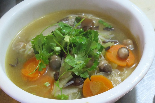 A bowl of Pho in Vietnam Photo: Canadian Veggie on Flickr