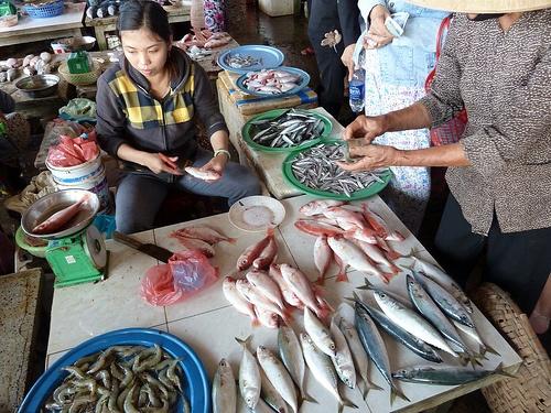 Hoi An Market in Vietnam Photo: Mark Hauser on Flickr