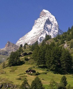 Switz Matterhorn Photo: Wikimedia