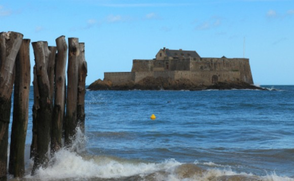 The National Fort from Saint Malo Photo: Ferryonline.co.uk