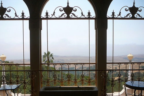 View from Hearst Castle Photo: CAHairyBear on Flickr published at Heatheronhertravels.com under Creative Commons