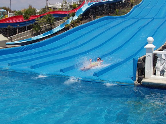 Costa Teguise Aquapark Lanzarote Photo: mariomenti of Flickr