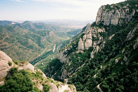 Montserrat Mountain Photo: kygp of Flickr