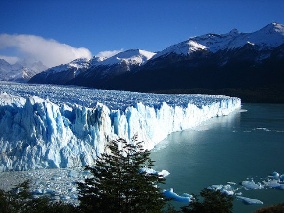 Perito Moreno glacier in Argentina Photo: Matito of Flickr