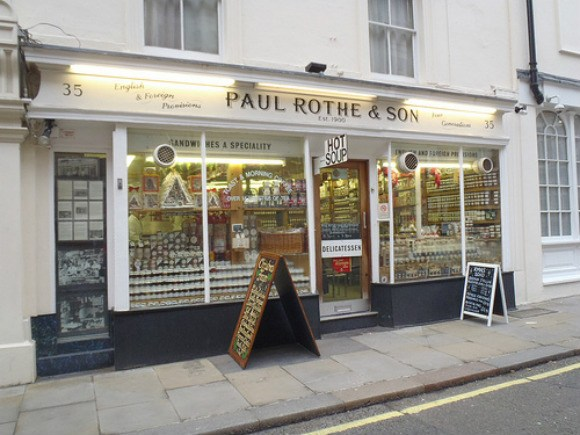 Paul Rothe & Son Photo: tiredoflondon of Flickr