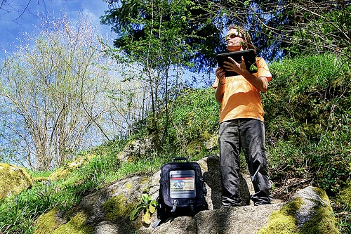 Peli ProGear U100 Elite Backpack Photo Credit: Laurence Norah of Findingtheuniverse.com