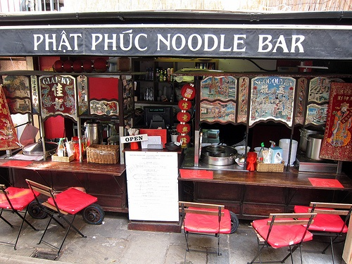 Phat Phuc Noodle bar Photo: Mirca23 on Flicr
