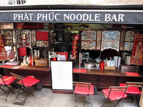 Phat Phuc Noodle bar Photo: Mirca23 on Flicr