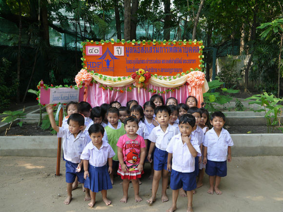 Mercy Preschool children - Kristals class Photo: Heaatheronhertravels.com