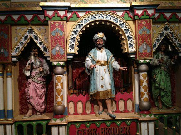The Rudesheim Music Museum - Siegfried's Mechanical Music Cabinet Photo: Heatheronhertravels.com