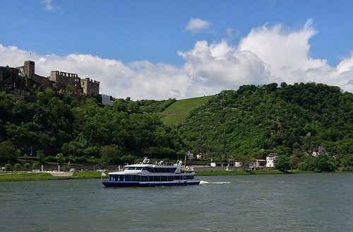 Cruising the Rhine Photo: Heatheronhertravels.com
