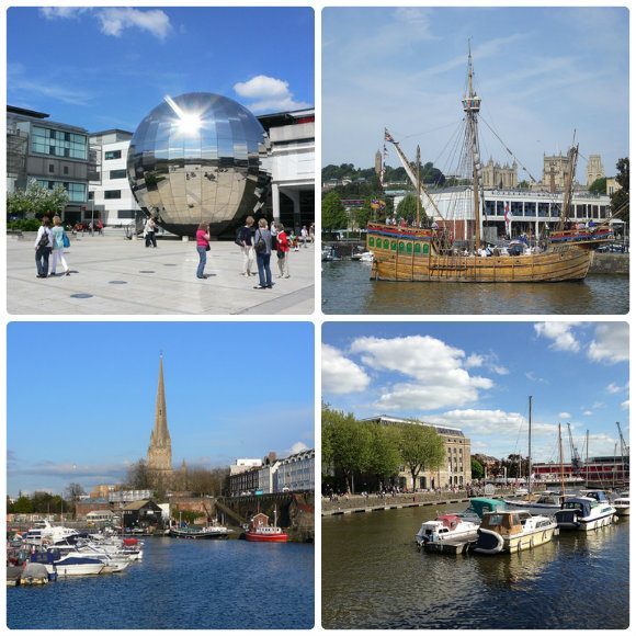 Harbourside Collage