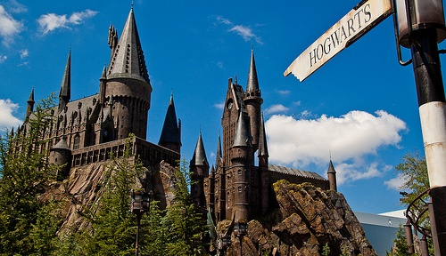 The Wizarding World of Harry Potter at Islands of Adventure, Orlando Photo by Scott Smith