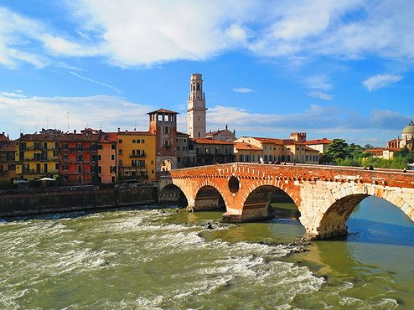 Ponte Pietra Verona Photo: Needanotherholiday.com
