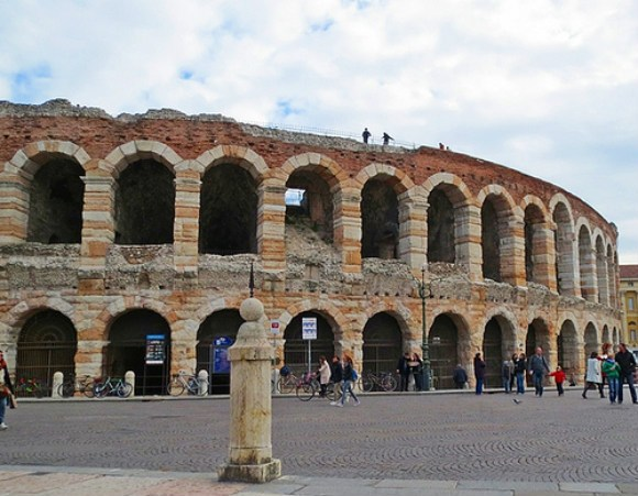 Verona Roman Arena Photo: Needanotherholiday.com