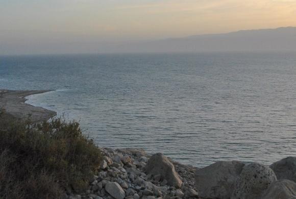 The Dead Sea in Israel Photo: LocalBelle.com
