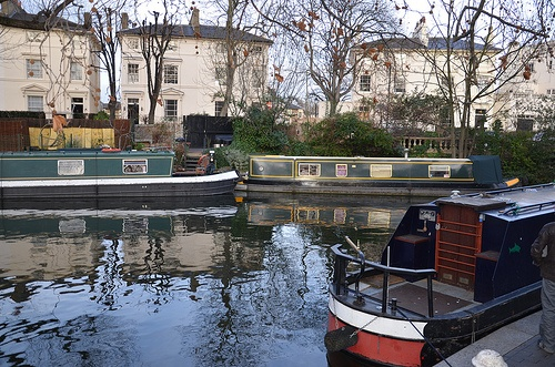 Little Venice in London Photo: Michael Jones on Flickr