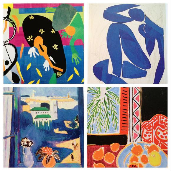 Nice, ville muséale Matisse-Museum-Nice2