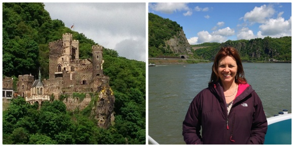 Cruising through the Middle Rhine Valley Photo: Heatheronhertravels.com