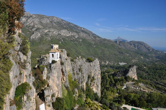Guadalest Photo: Stephen & Claire Farnsworth of Flickr
