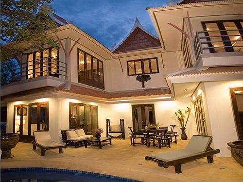 Villas on Paradise Island Estate, Koh Samui, Thailand Photo: ThailandRetreats.com