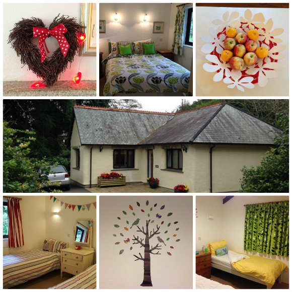 "Our cottage ""Cherry"" at Bosinver Farm Cottages in Cornwall Photo: Heatheronhertravels.com"