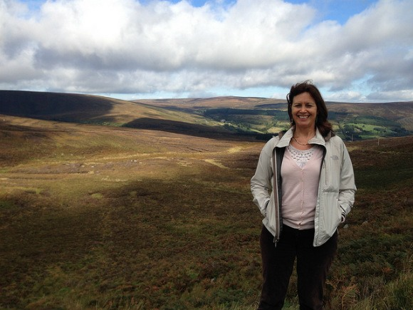 Sally Gap and the Wicklow Mountains Photo: Heatheronhertravels.com