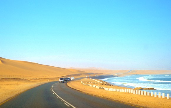 Swakopmund, Namibia Photo: Photo: Wifewithbaggage.com