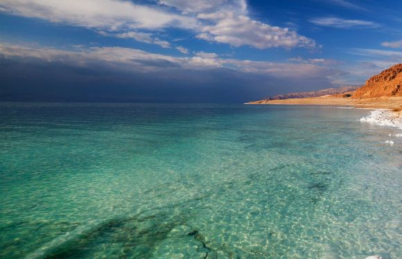 Dead Sea in Israel Photo: HomeAway.co.uk