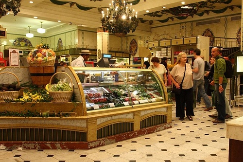 Harrods Food Hall Photo by rc! on Flickr