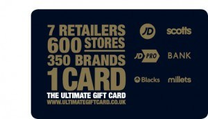Millets Gift card