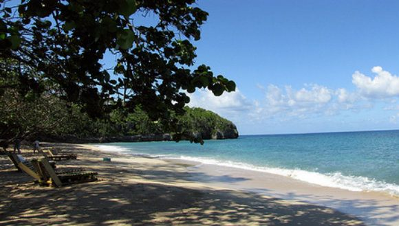 Reggae beach on Jamaica Photo: Monkeyscrews on Flickr
