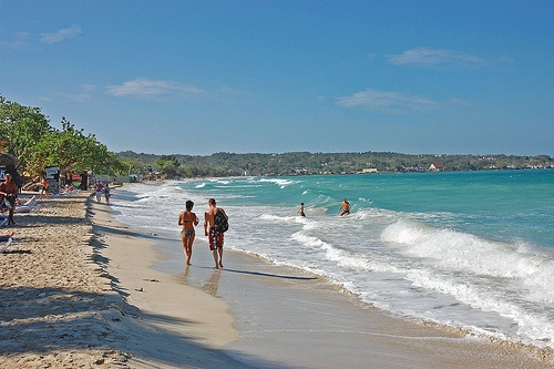 Seven Mile Beach Negril Jamaica Photo: Peter Q on Flickr