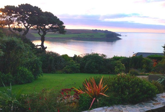 View from St Mawes, Cornwall Photo: Heatheronhertravels.com