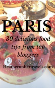 Paris food tips from top bloggers