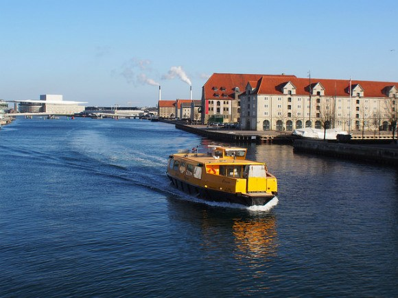 Harbour in Copenhagen Photo: Heatheronhertravels.com
