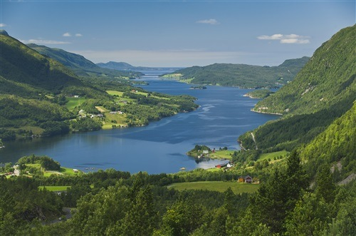 Cruise the Norwegian Fjords Photo: VisitNorway.com