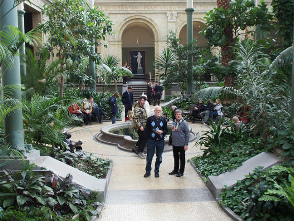 Ny Carslberg Glyptotek in Copenhagen Photo: Heatheronhertravels.com