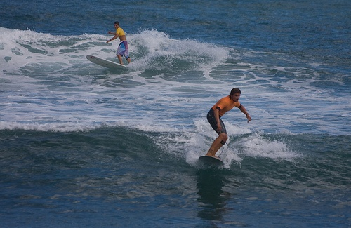 Surfing on Gran Canaria Photo: Juan Ramon Rodriguez Sosa on Flickr
