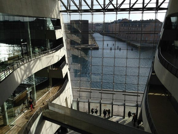 The Royal Library, Copenhagen Photo: Heatheronhertravels.com