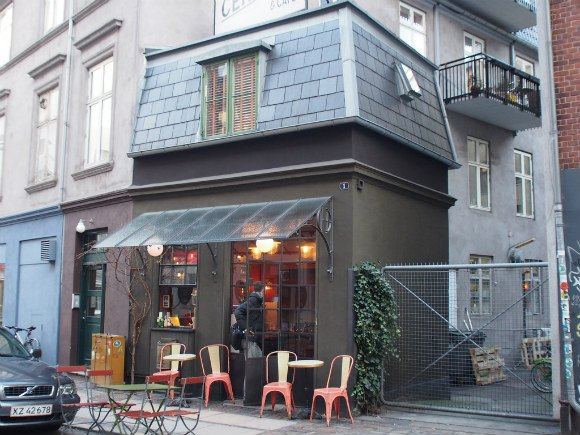 The smallest hotel in Copenhagen Photo: Heatheronhertravels.com